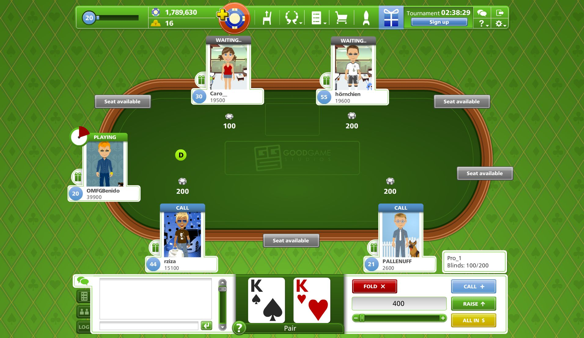 goodgame studios poker
